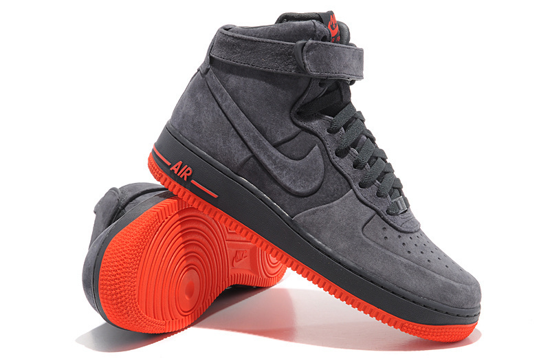nike air force 1 high af1 czarne