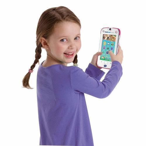 Vtech Kidicom Max Komunikator Tablet Rozowy 7599050002 Oficjalne