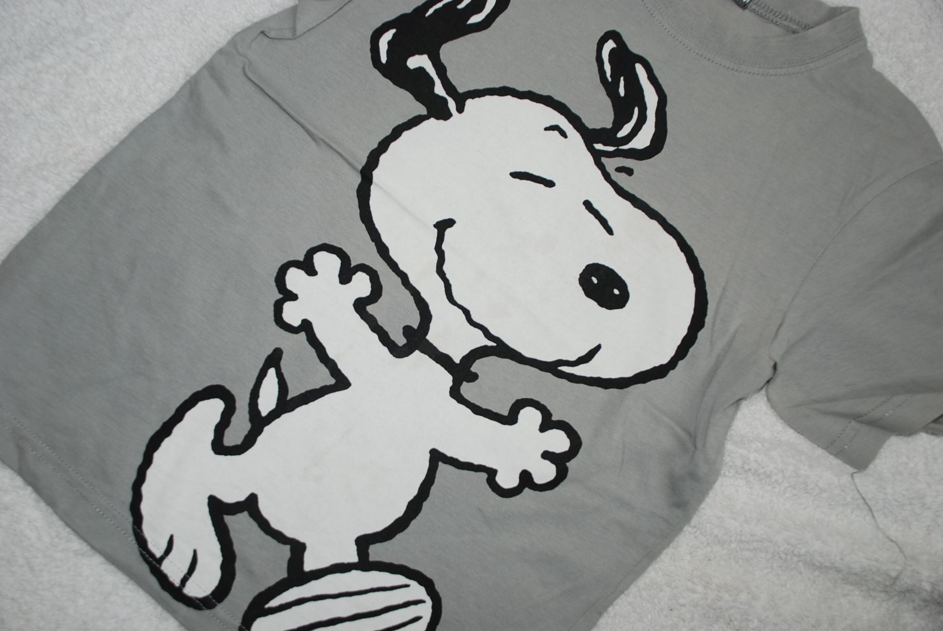 Snoopy Archiwum 116 amp;m T H Ekstra Allegro Shirt Oficjalne 7315824977 QrtBsdCxh