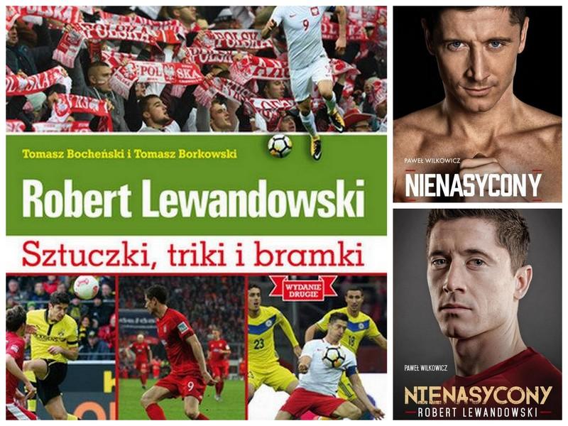 f734ff4f5 Zestaw Robert Lewandowski Nienasycony biografia - 7391292718 ...