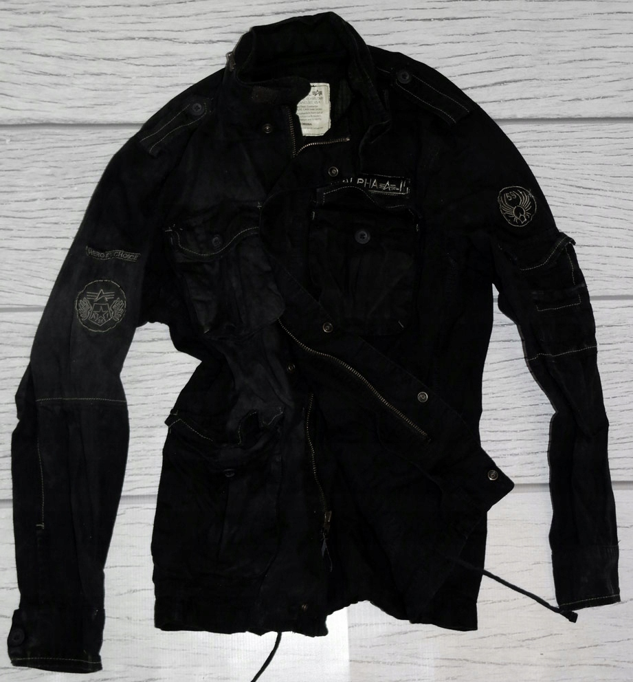 0d04966730c2e Kurtka Alpha Industries L/XL fred perry lonsdale - 7549243835 ...