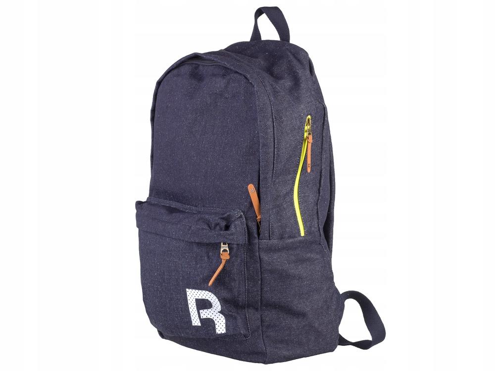 5ba2f53496ac9 REEBOK plecak szkolny sportowy miejski szary - 7138807823 ...