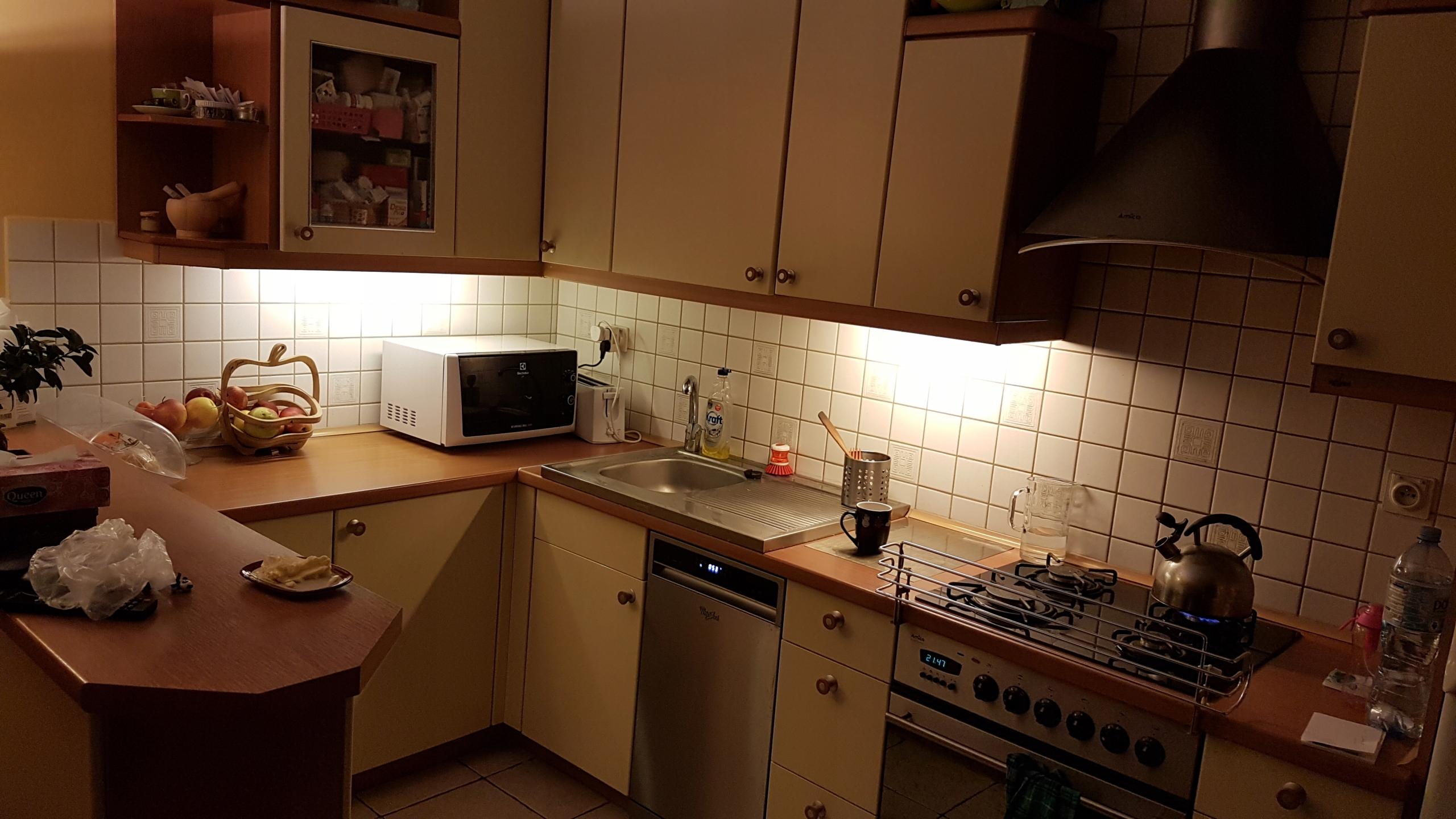 Kuchnia Forte 45złszt Szafki I Pochłaniacz Piła
