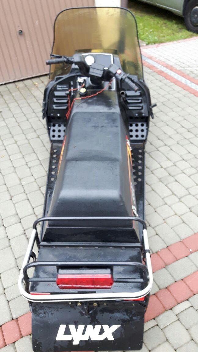 skuter śnieżny LYNX GLX 5900 - 7631159192 - oficjalne