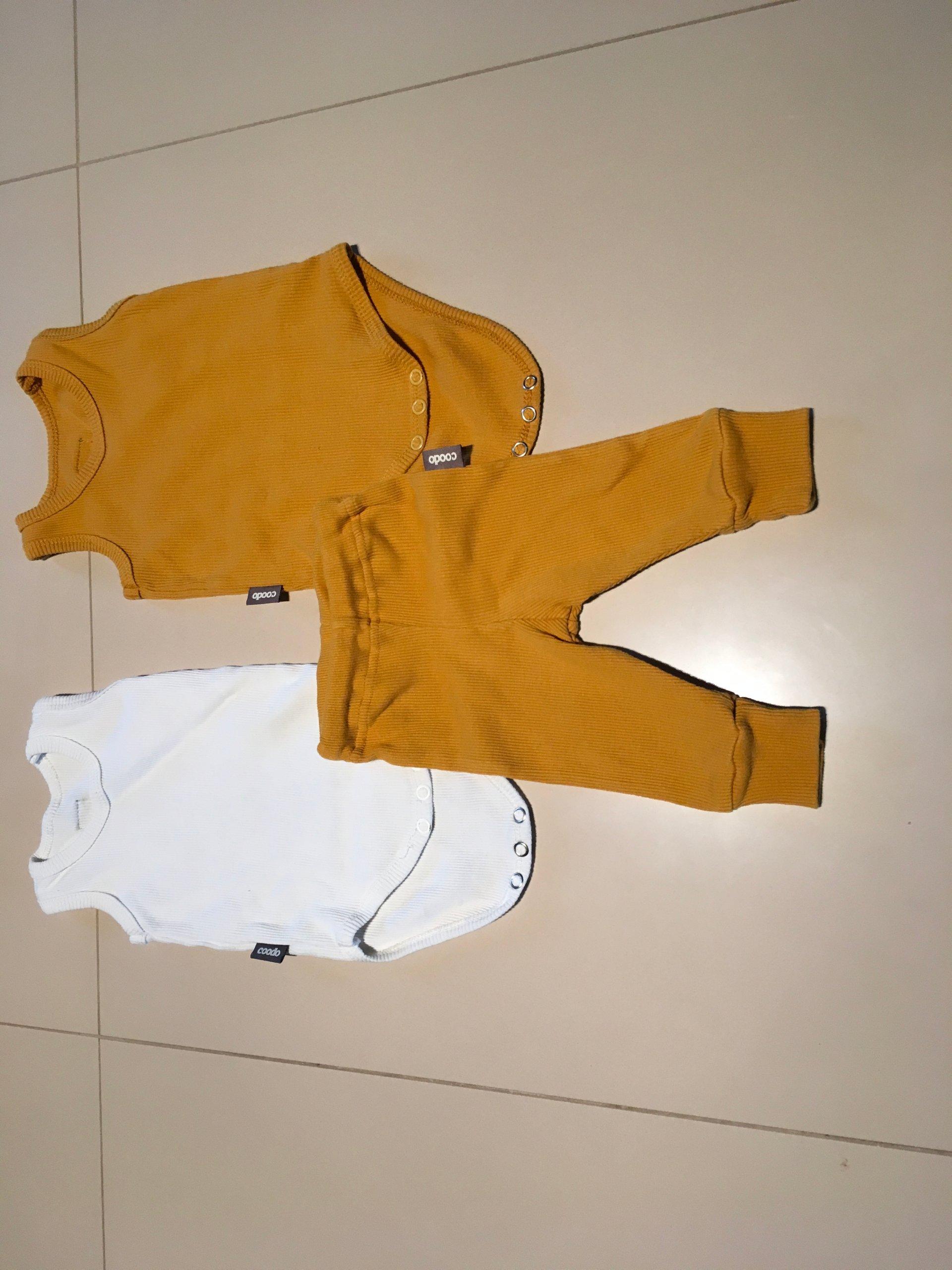 f01229119f Zestaw ubranek niemowlęcych COODO - 7326091308 - oficjalne archiwum ...