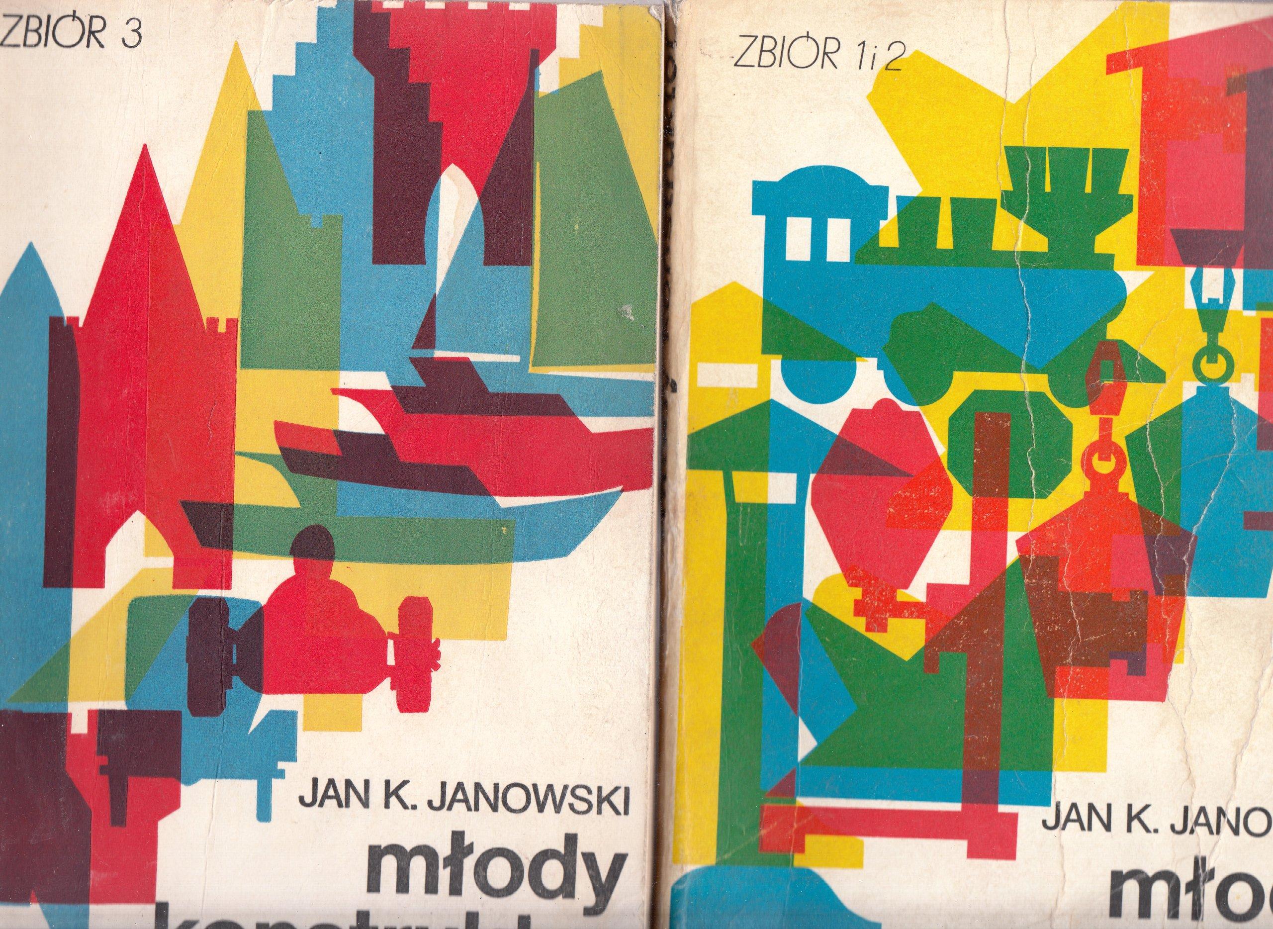 Młody konstruktor Janowski 1-3