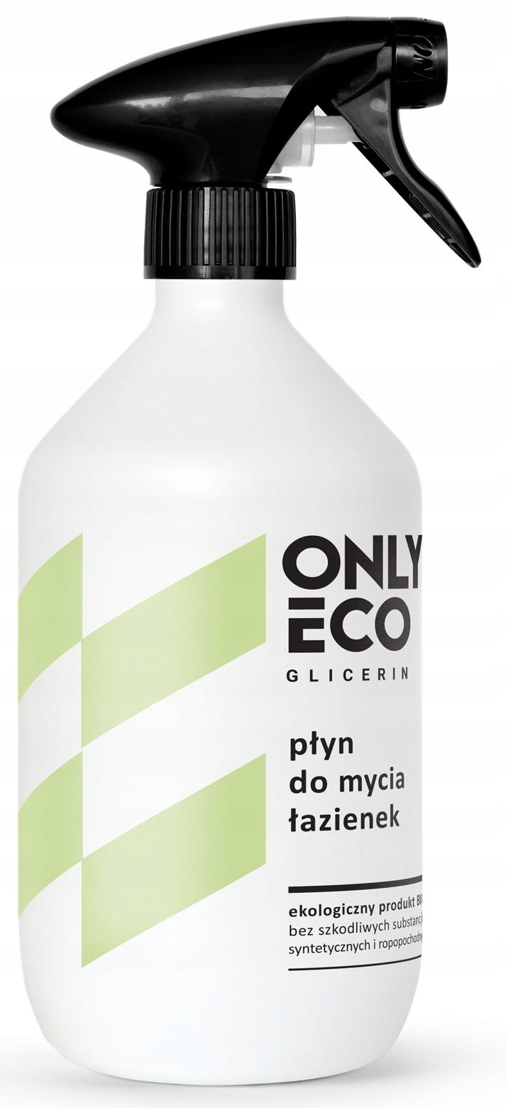 Płyn Do Mycia łazienek 500 Ml Only Eco 7581131502