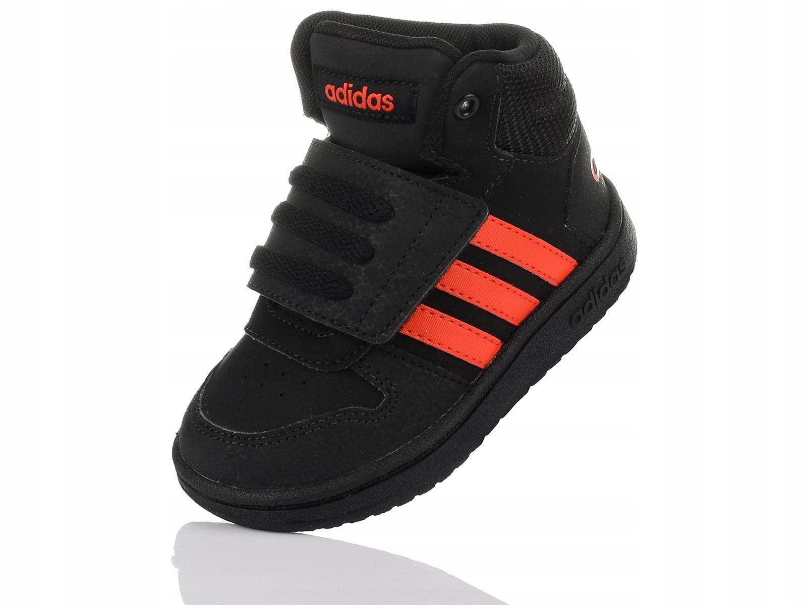 buty dziecięce adidas VS Hoops CMF Mid 2.0 DB1491