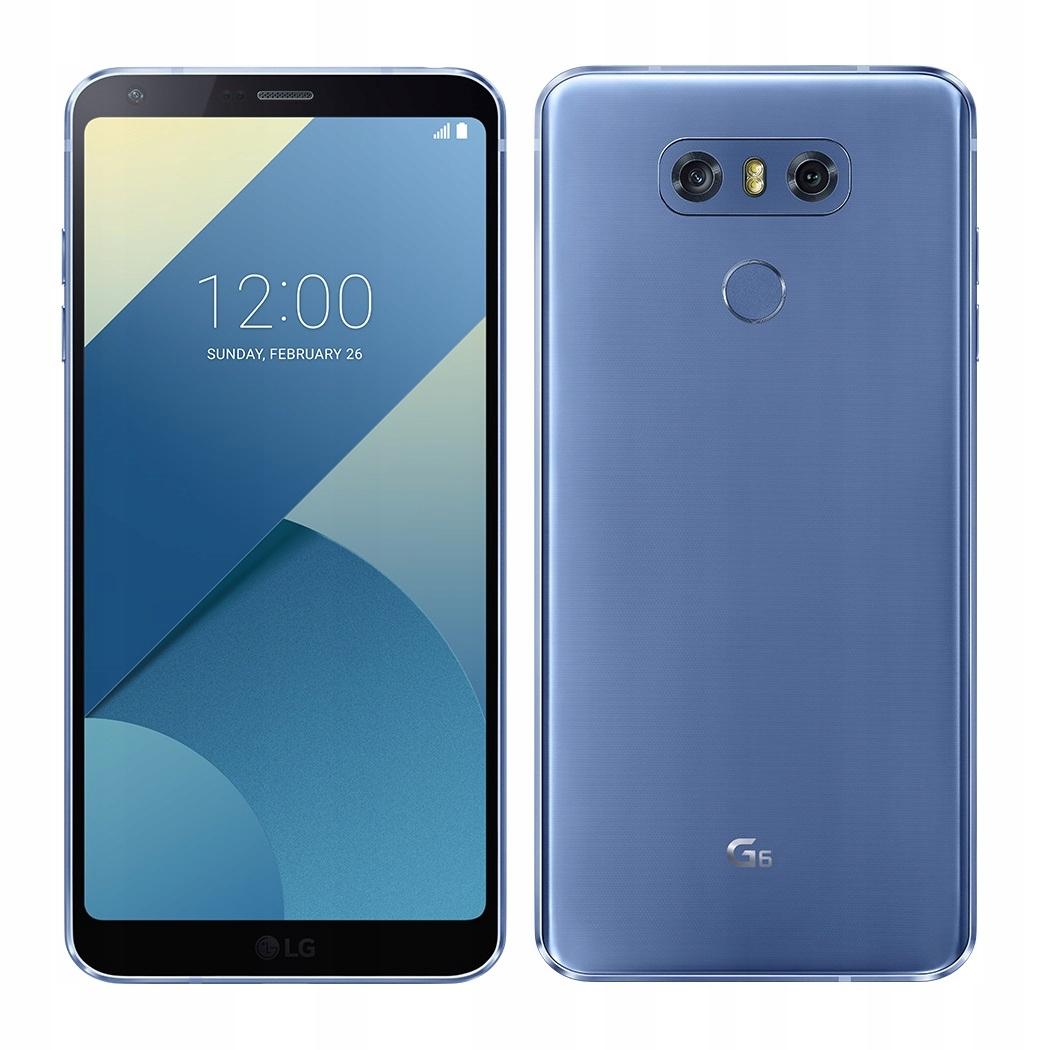 LG G6 Niebieski 64GB/4GB RAM 4G/LTE DualSIM