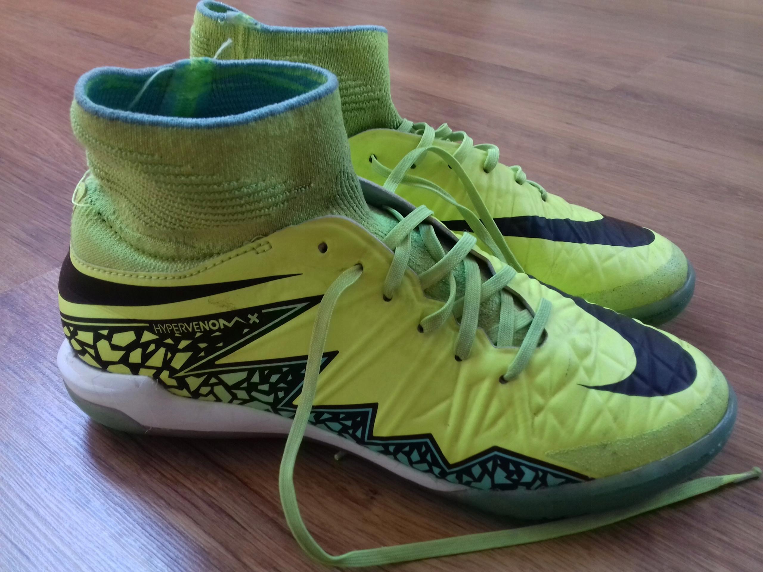 purchase cheap de4ed abacc Halówki Nike Hypervenom ze skarpetą rozm 36.5 HIT