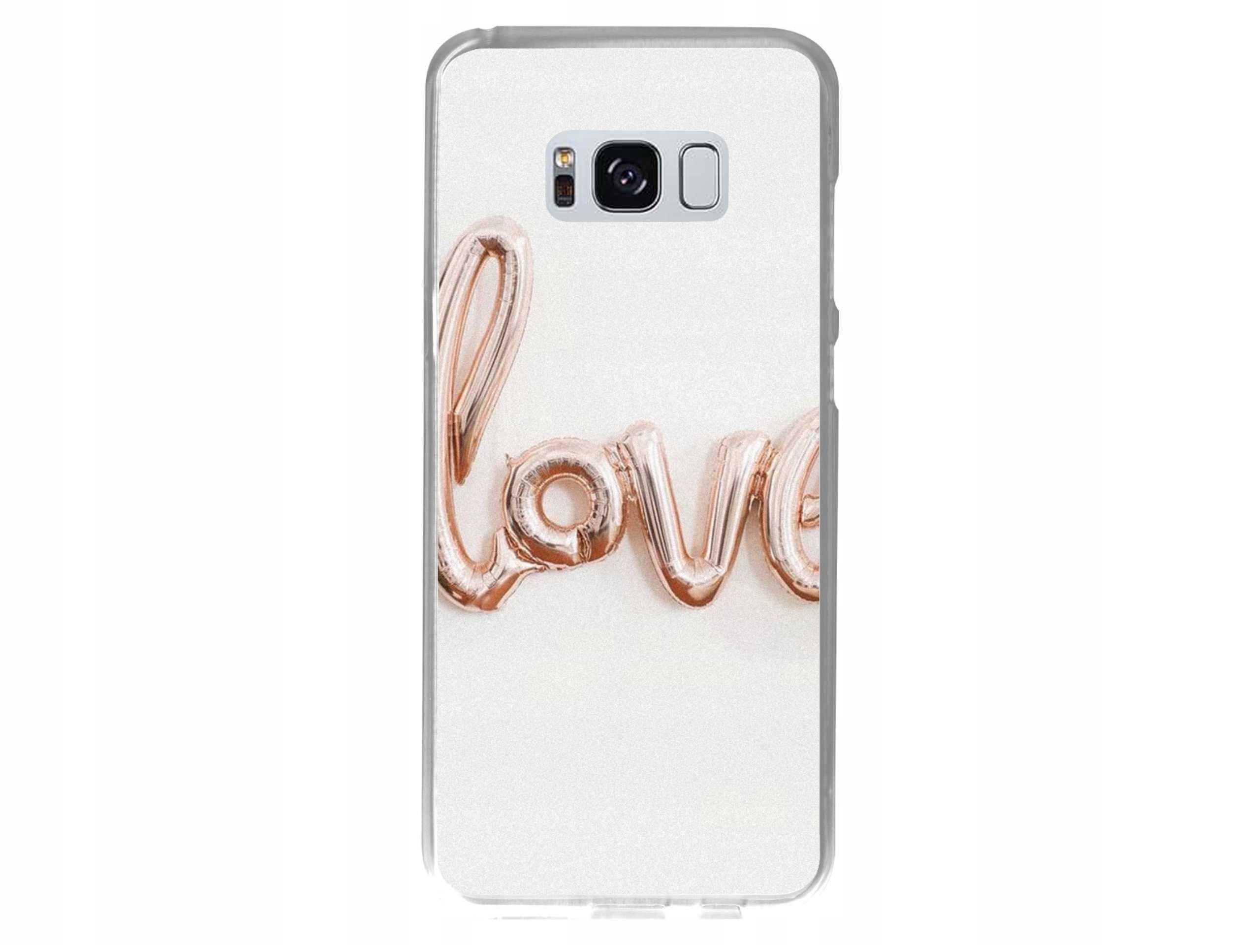 Samsung Galaxy S8 Plus Etui CASE na telefon