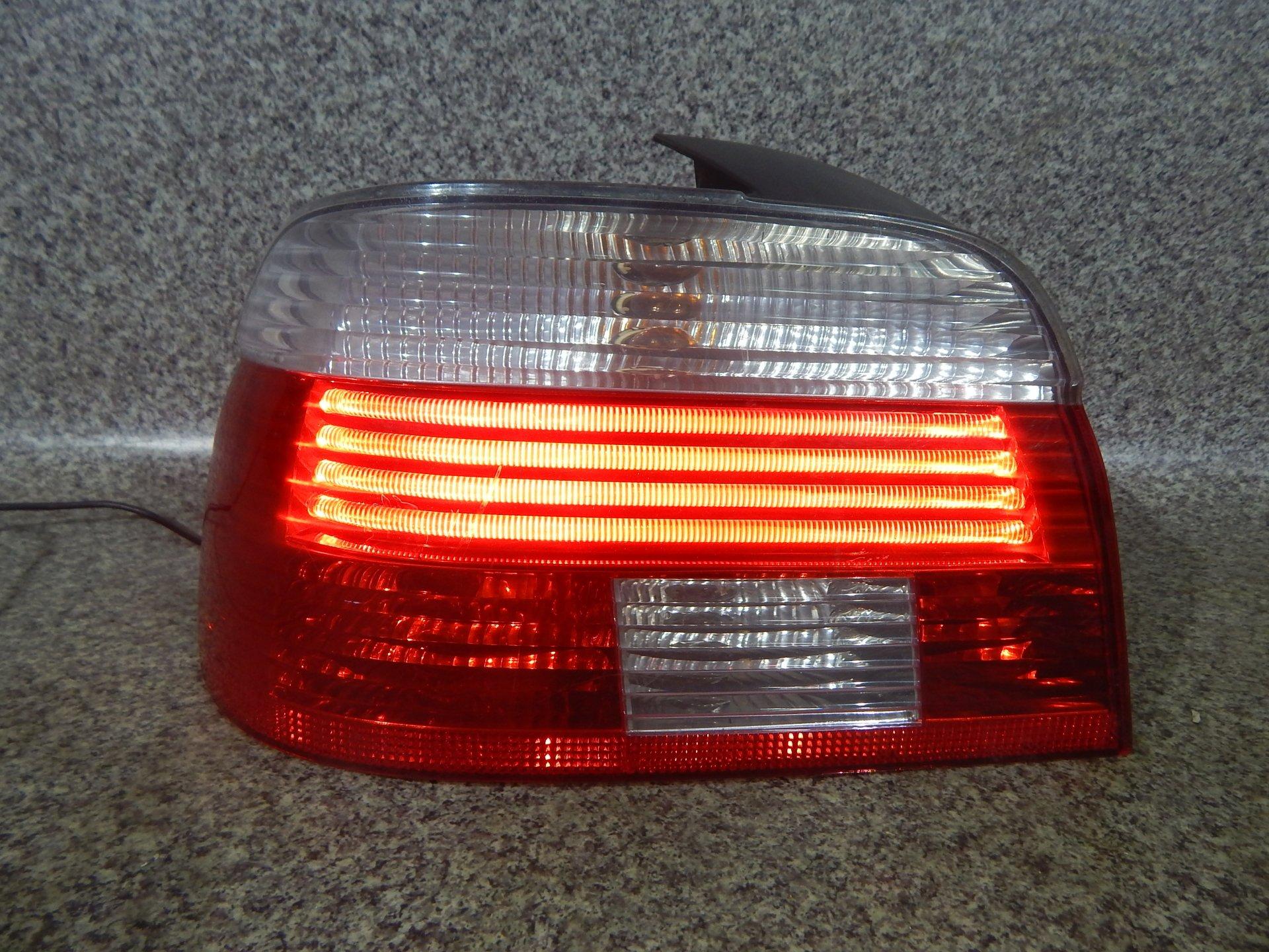 Lampa Tył Tylna Prawa Lewa Bmw E39 Lift Sedan Led