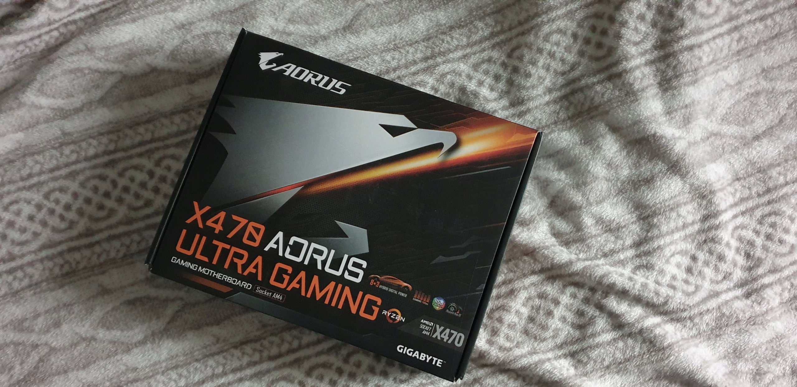 Gigabyte X470 AORUS ULTRA GAMING - 7684644575 - oficjalne