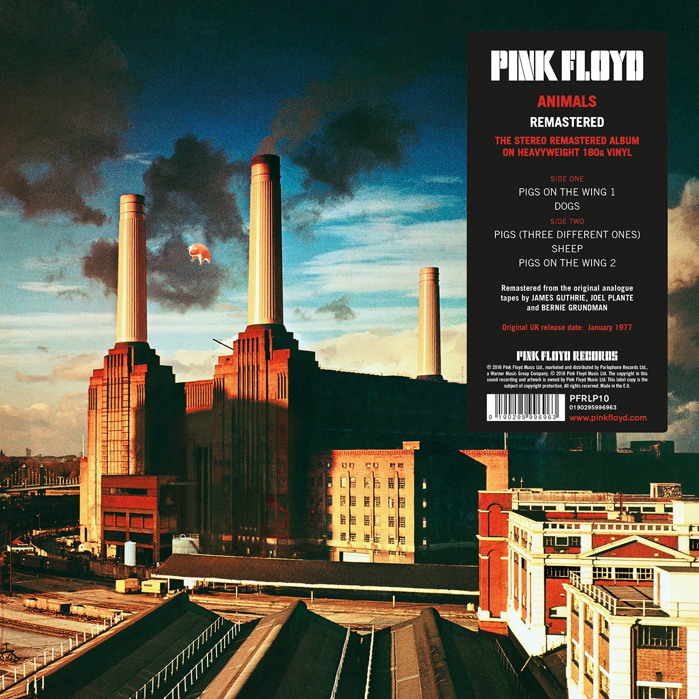 Pink Floyd Animals płyta LP