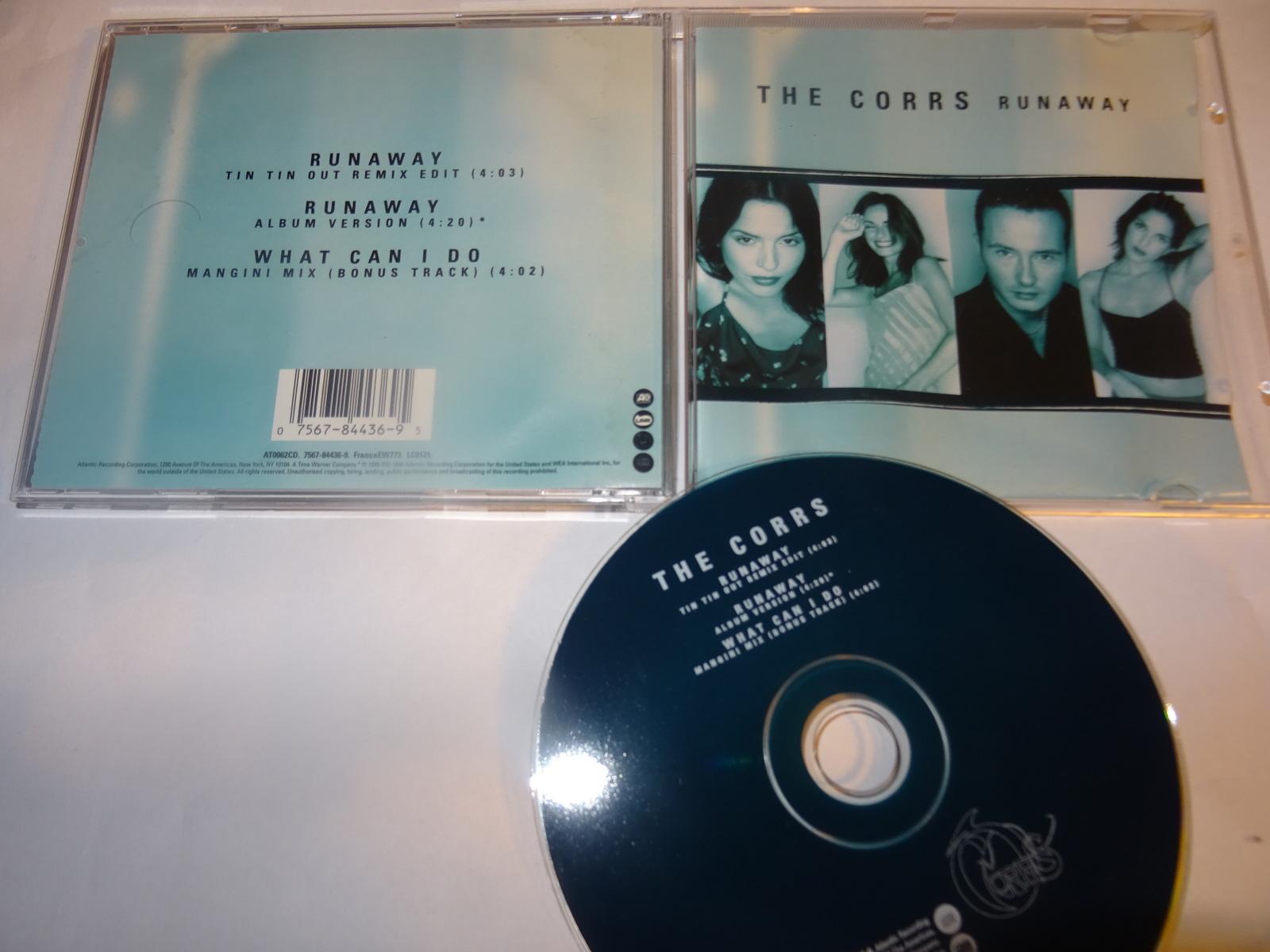 THE CORRS - RUNAWAY (ATLANTIC'99) $ - 6753055116 - oficjalne
