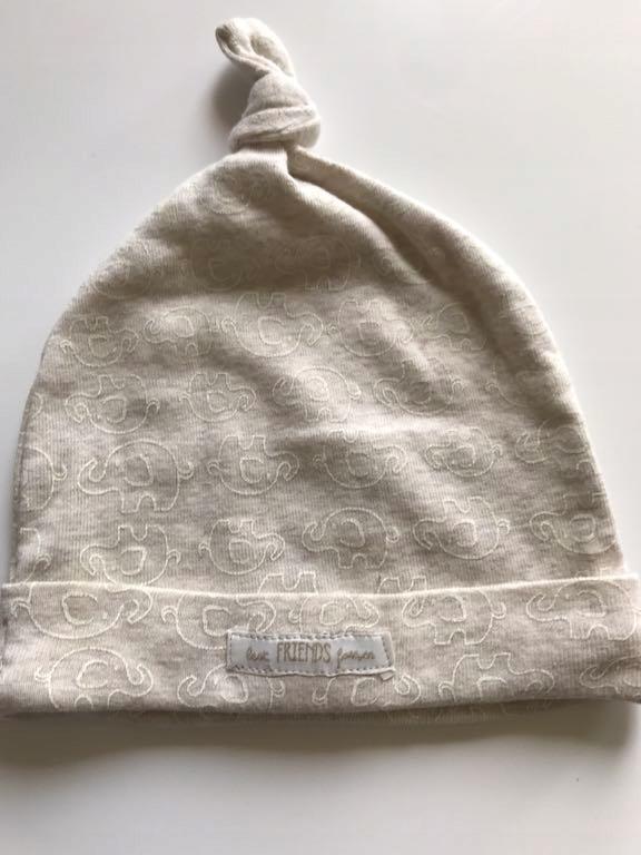 31e855d1ae Czapka czapeczka dla niemowlaka 0-3-6 m - 7433256870 - oficjalne ...