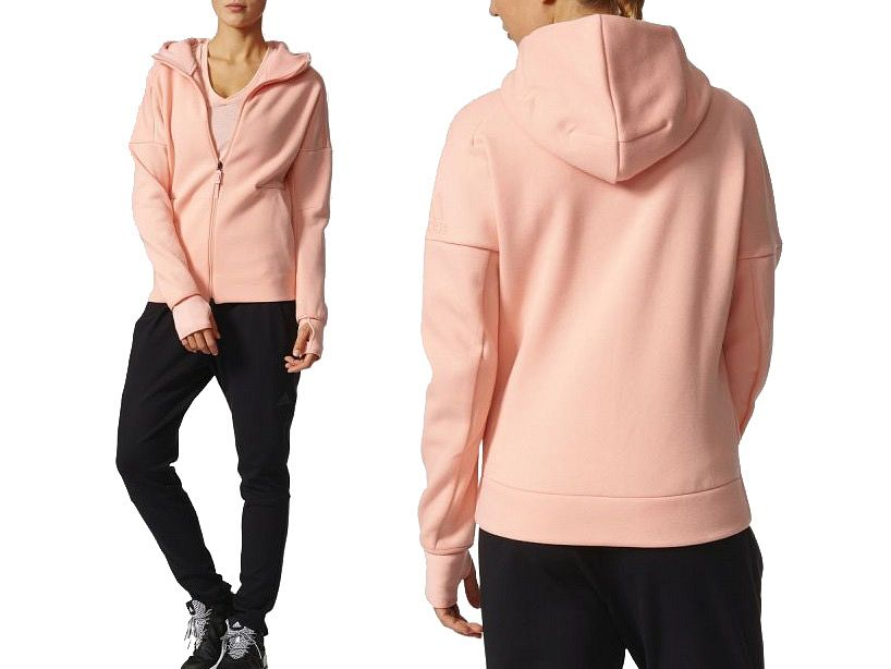 Adidas Bluza ZNE HOODY (36/S) Damska