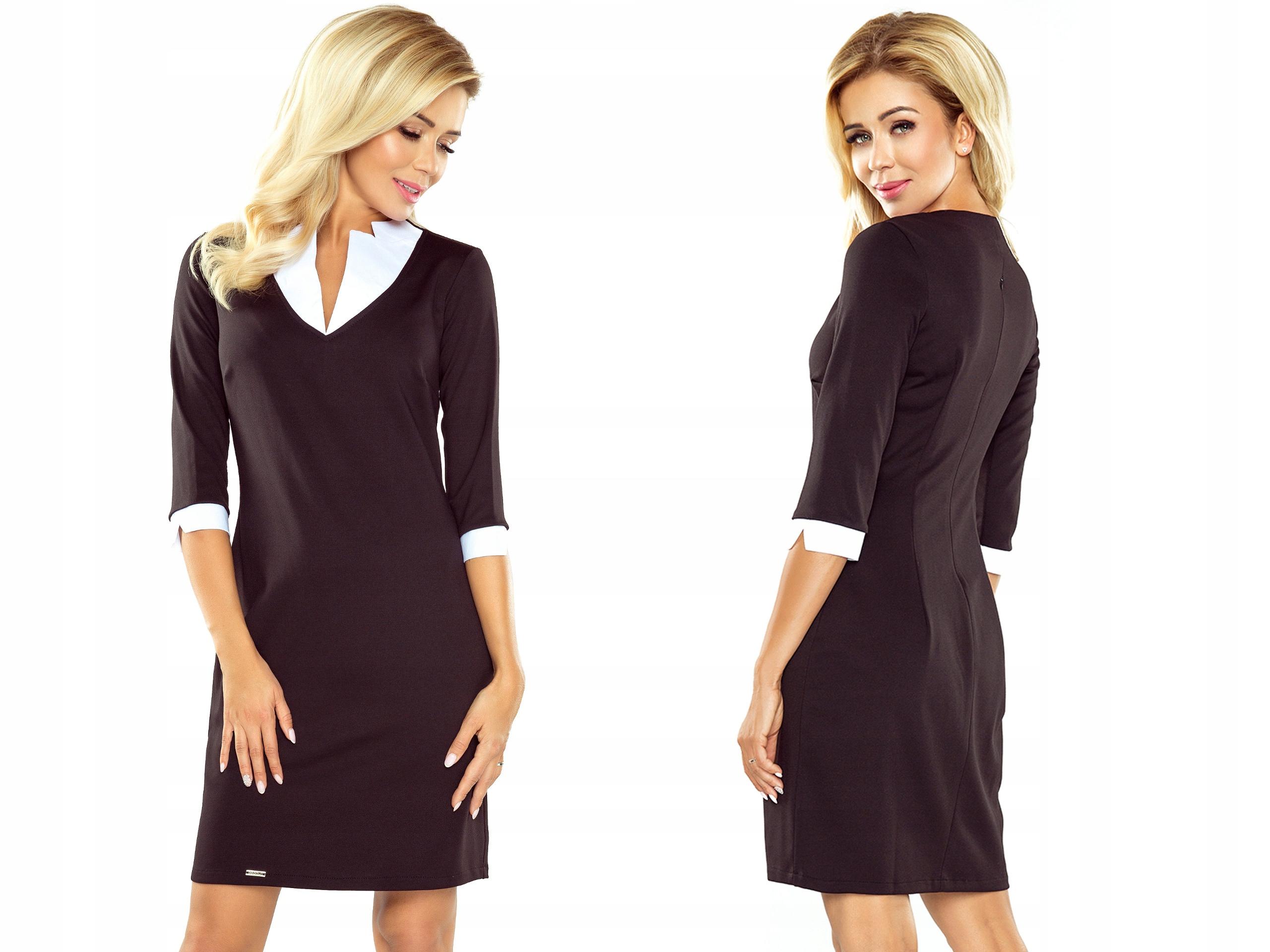 0a2bc04958 MODNE Sukienki Okolicznościowe Klasyczne 110-4 r.M - 7183987893 ...