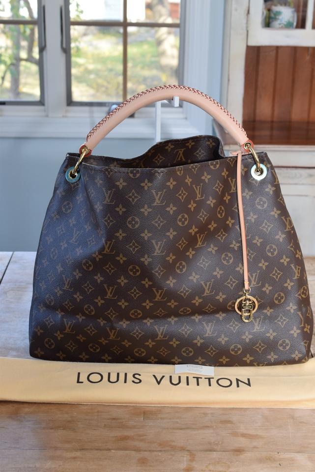 23837df476a6a Torebka Louis Vuitton Monogram Canvas Artsy GM - 7227781988 ...