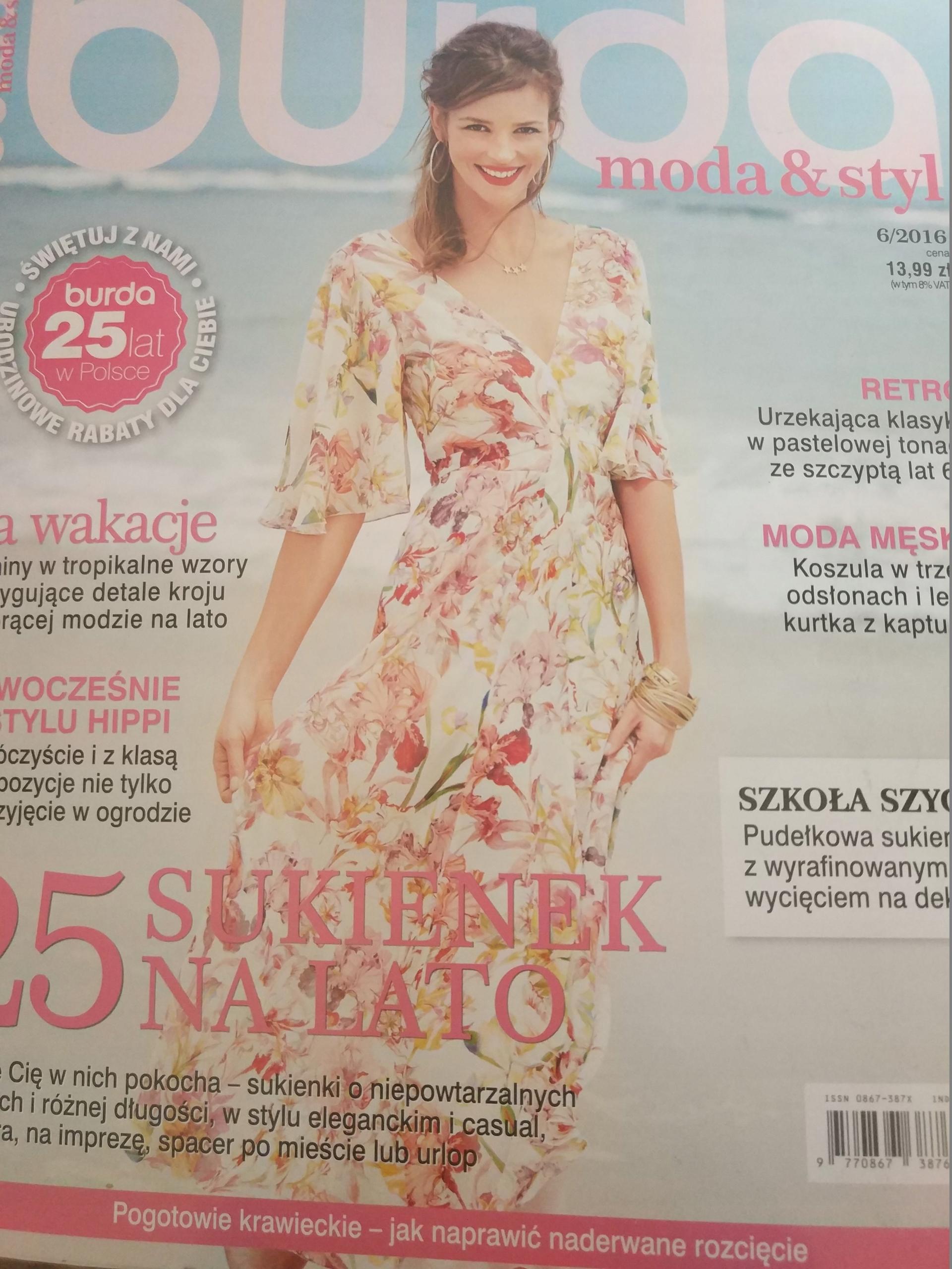 df3068bc474e czasopisma moda w Oficjalnym Archiwum Allegro - archiwum ofert