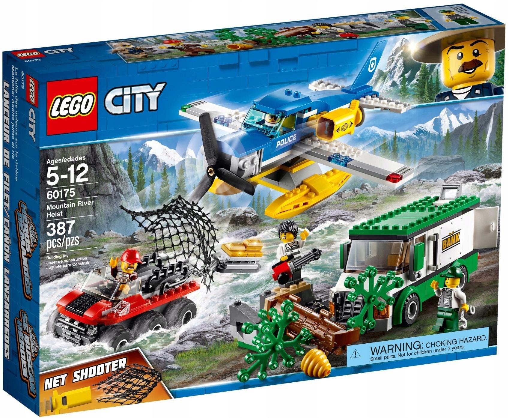 Lego City Policjabrandimaginext W Oficjalnym Archiwum Allegro