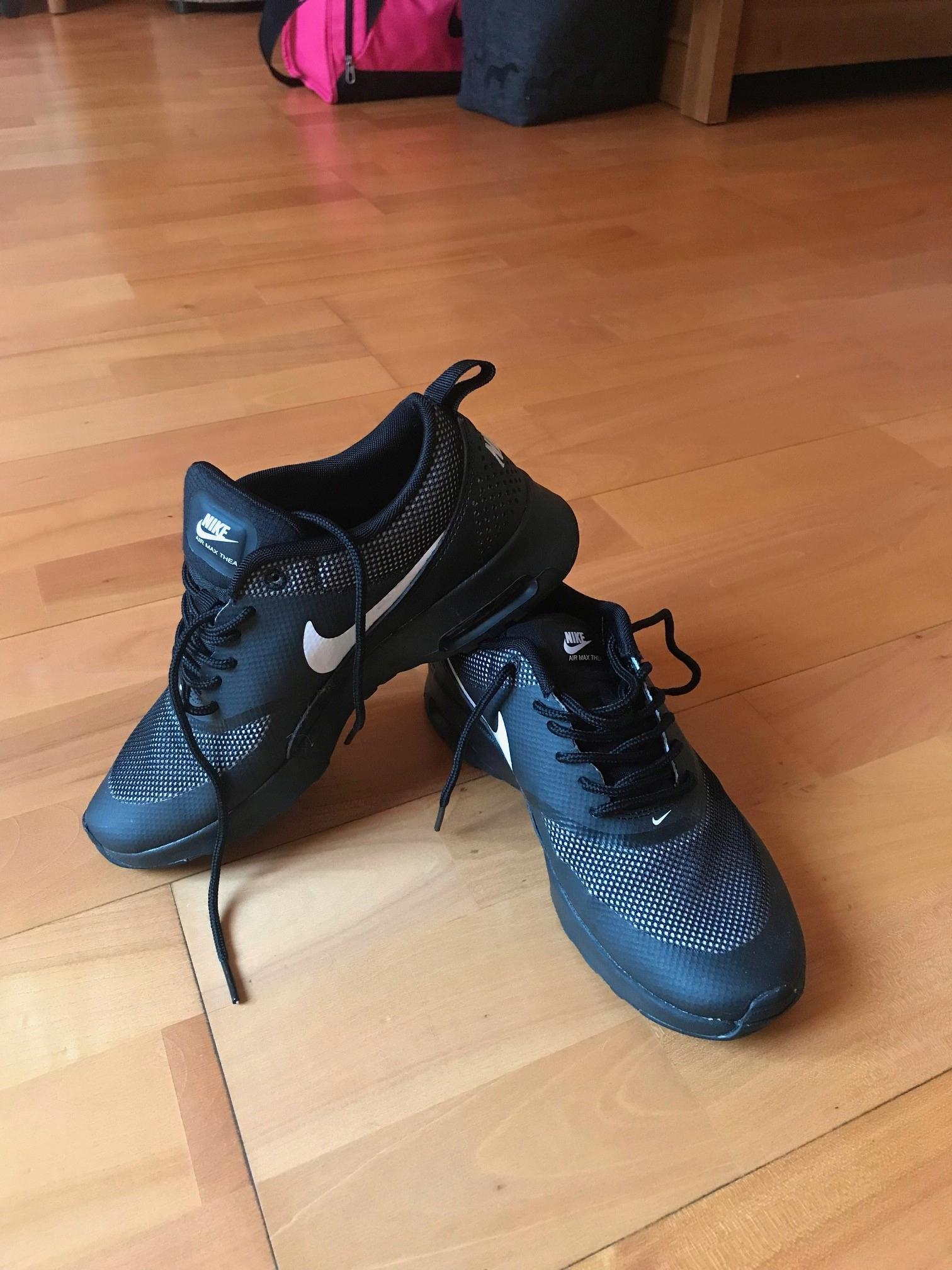 Nike air max thea czarne 37,5 7367733082 oficjalne