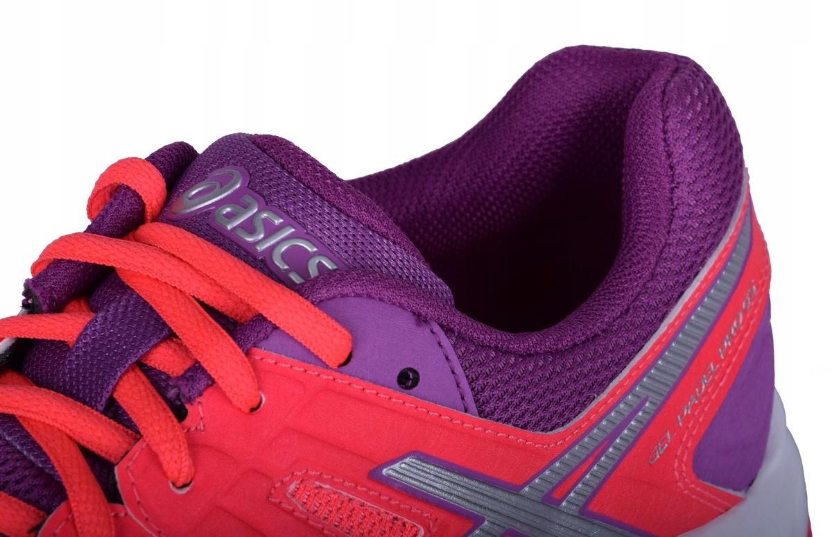 Asics buty C505J Gel Padel PRO 3GS sportowe r.38