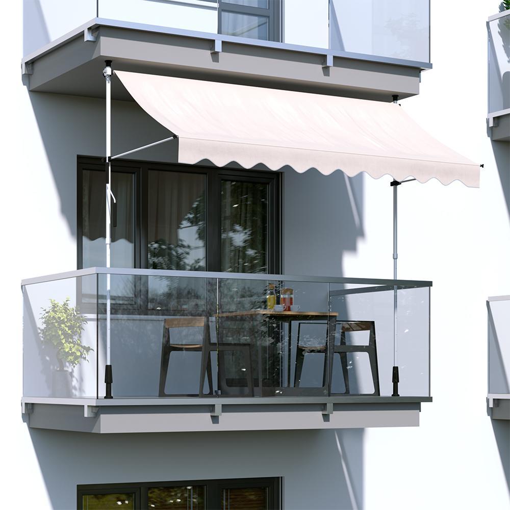 Markiza Balkonowa Tarasowa Balkon Wielka Wyprzedaż