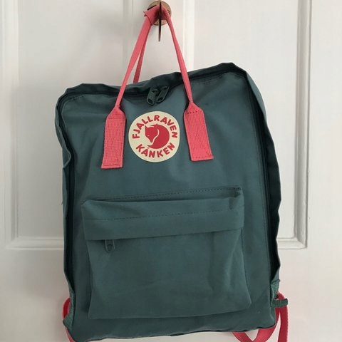 świeże style najnowsza zniżka miło tanio klasyczny plecak Fjallraven -Kanken zielony - 7726715828 ...