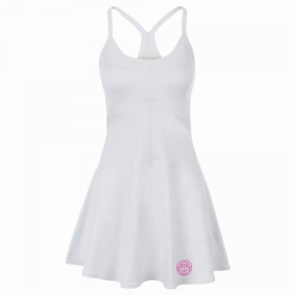 76d5de1716 Sukienka tenisowa Bidi Badu Luna biała r. S - 7127946588 - oficjalne ...