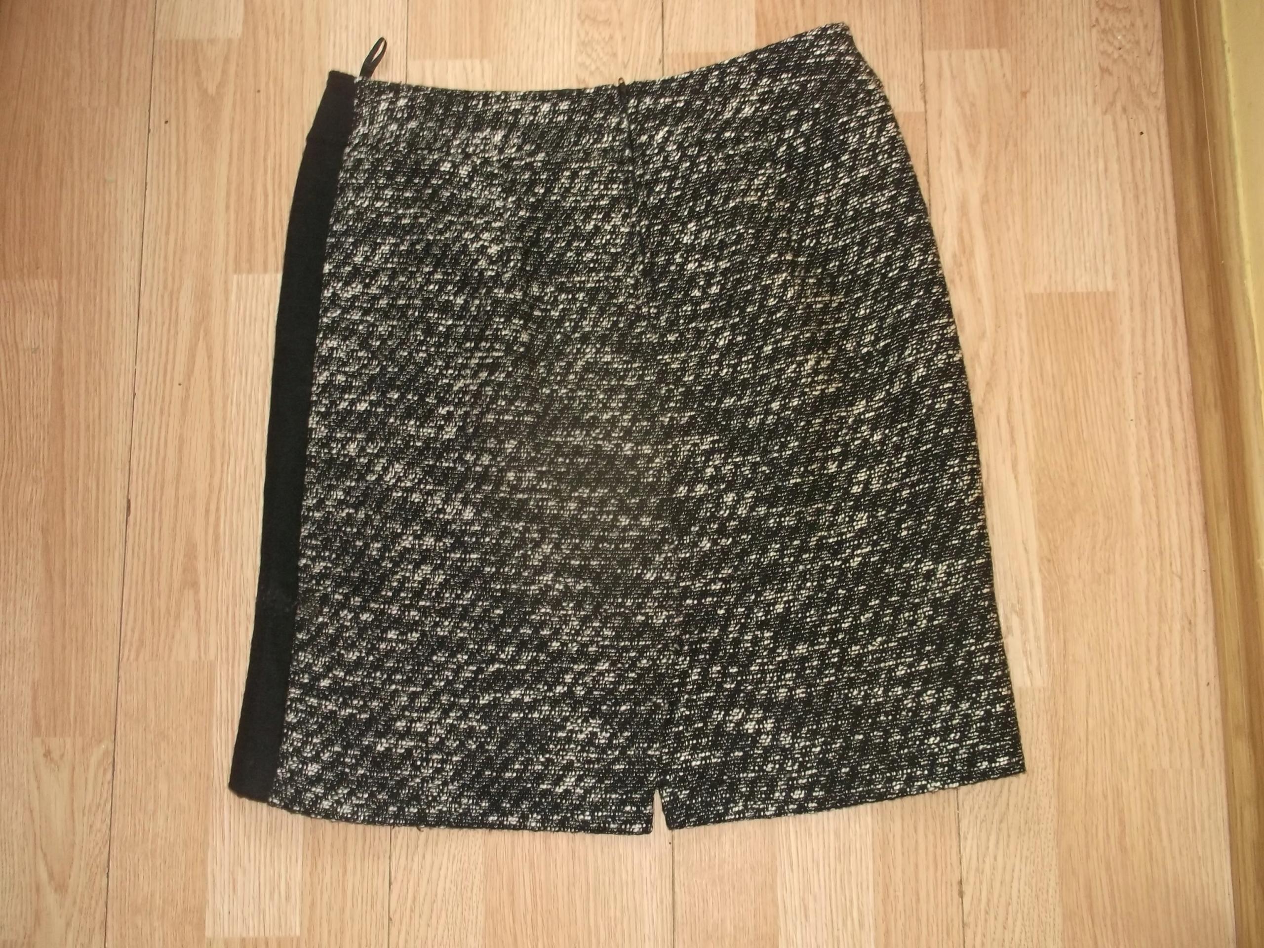 300577d6 STEILMANN ciepla spodnica na podszewce jak NOWA 42