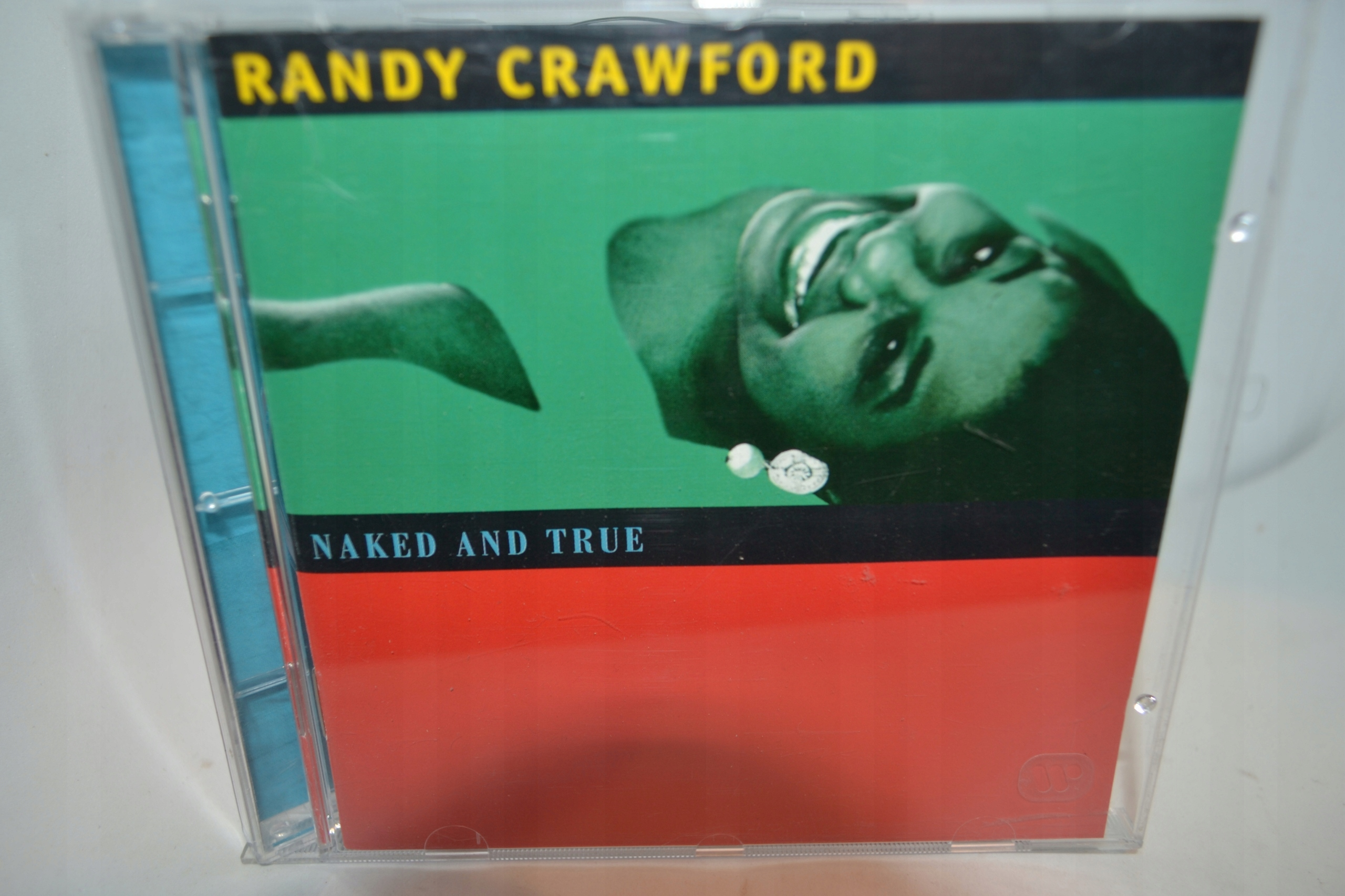 RANDY CRAWFORD NAKED AND TRUE