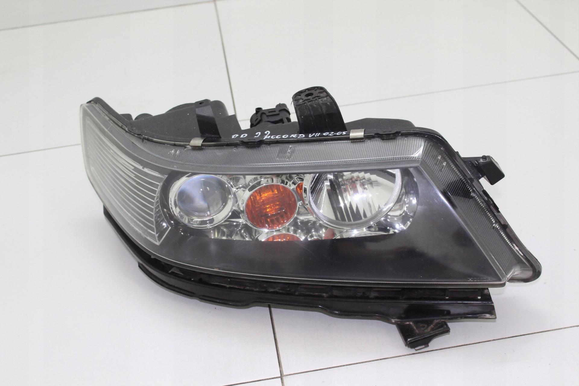 Lampa Prawy Przód Honda Accord Vii 7 02 05r 7539622571