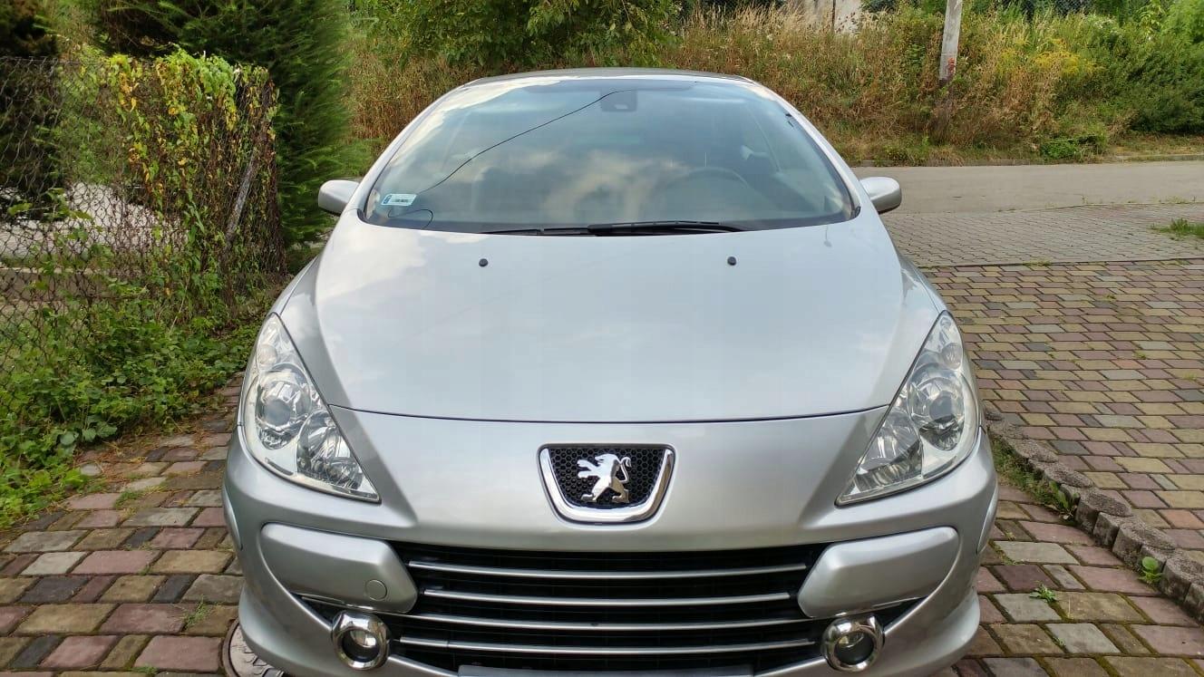 Peugeot 307 CC 2006r. Diesel