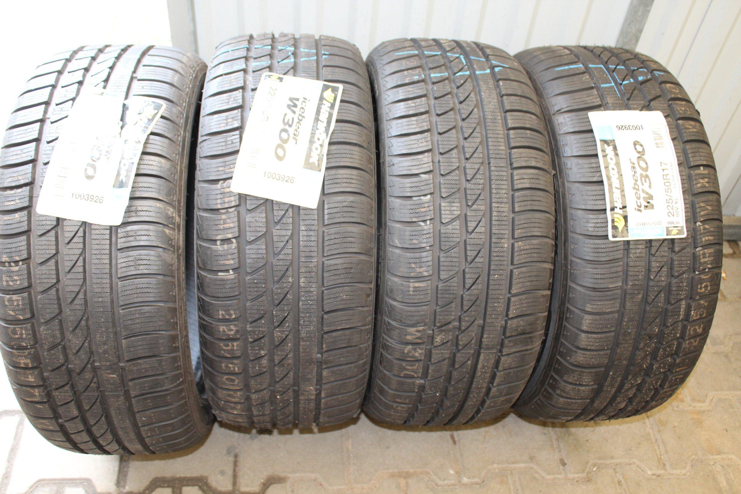 4 Opony Zimowe Nowe 2255017 Hankook 6947533827 Oficjalne