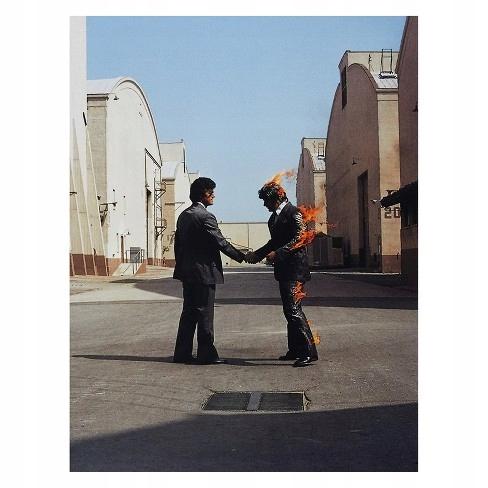Pink Floyd Wish you were here CD