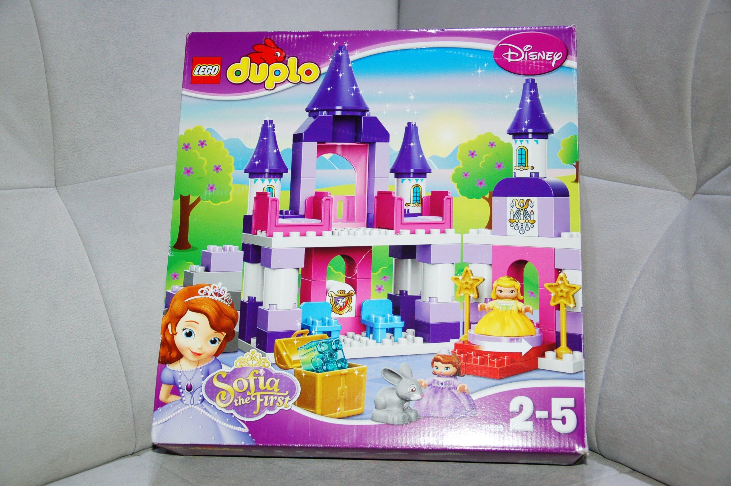 Lego Duplo 10595 Księżniczka Zosia Zofia Zamek 7327717673