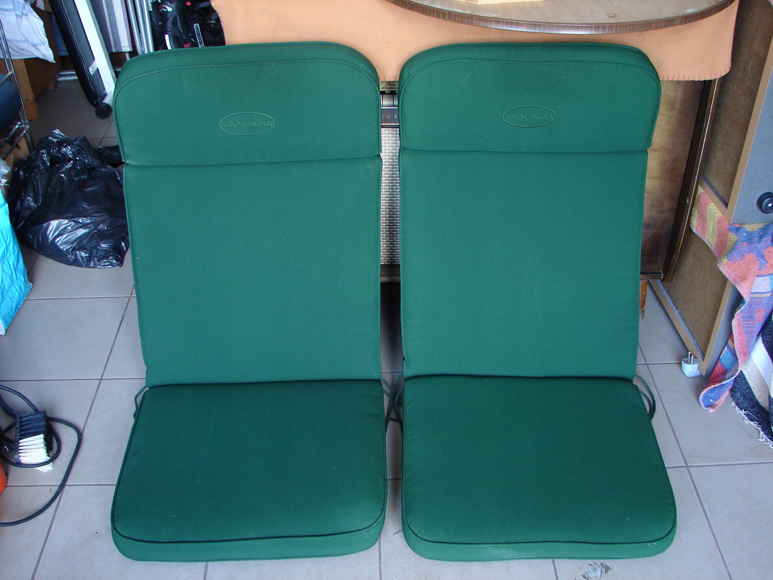 Poduszki Na Krzesła Ogrodowe Cena Za 2 Szt Grube
