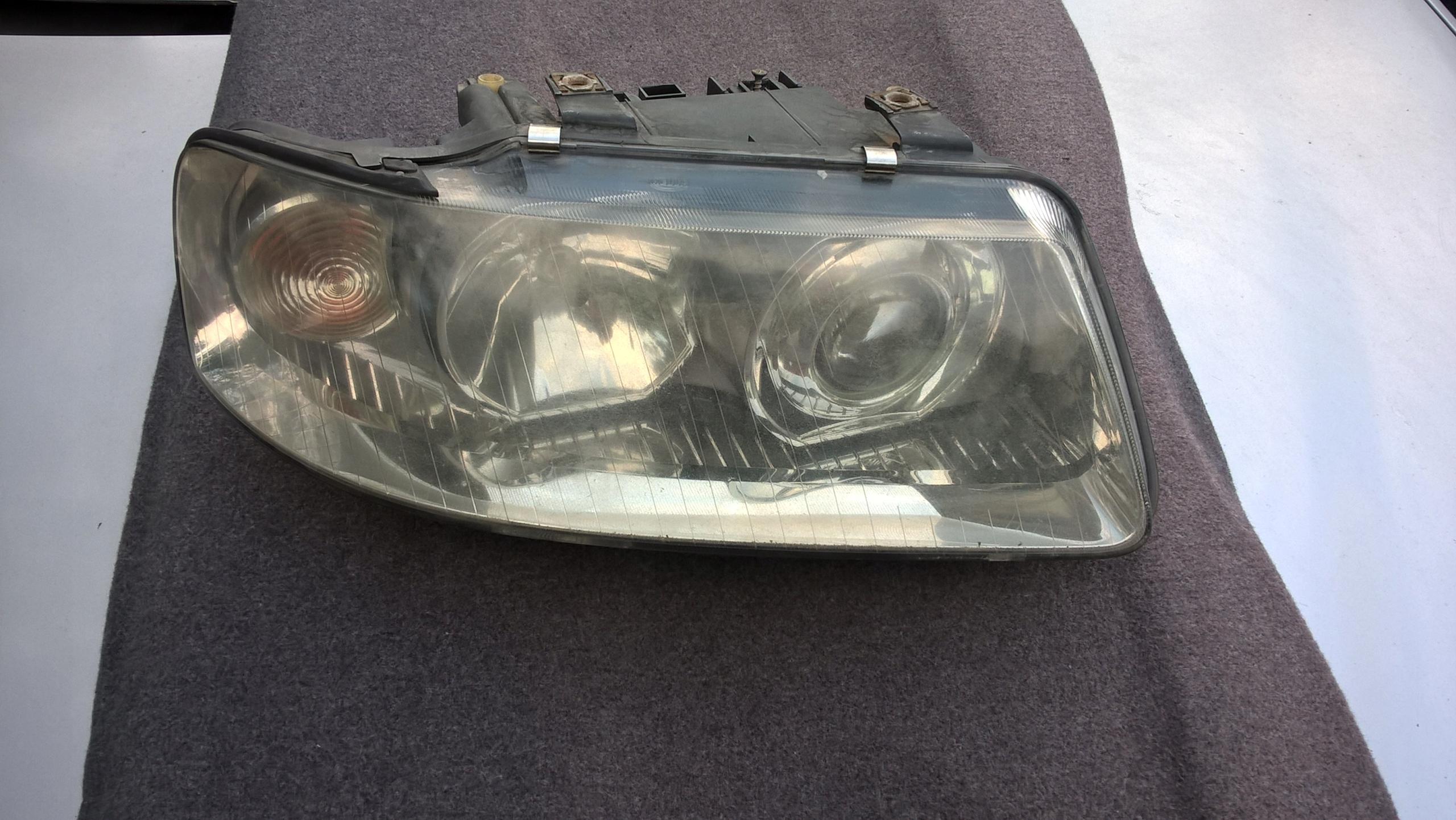 Lampa Prawa Audi A3 8l Polift 7460085074 Oficjalne Archiwum Allegro