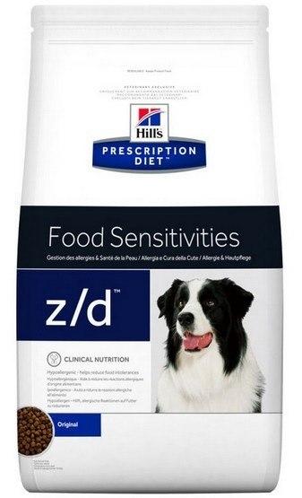 Hill's Prescription Diet z/d Canine 3kg