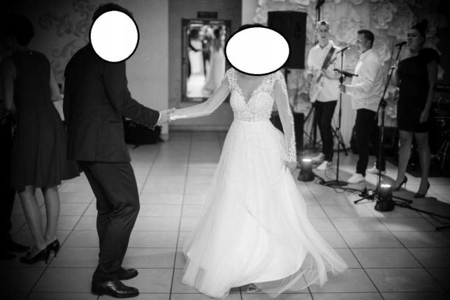 Suknia ślubna Stella York 6224 7627851738 Oficjalne Archiwum Allegro