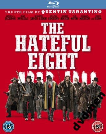 Nienawistna ósemka (Blu-Ray) Quentin Tarantino PL