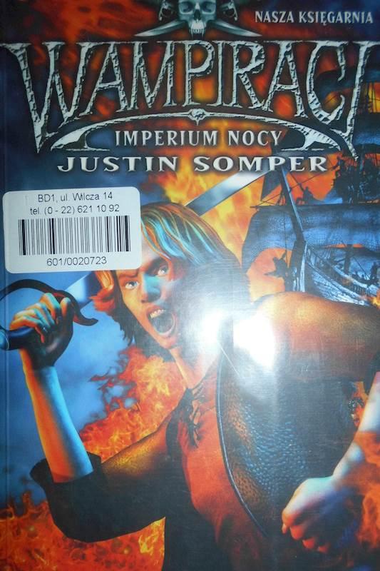 wampiraci imperium nocy