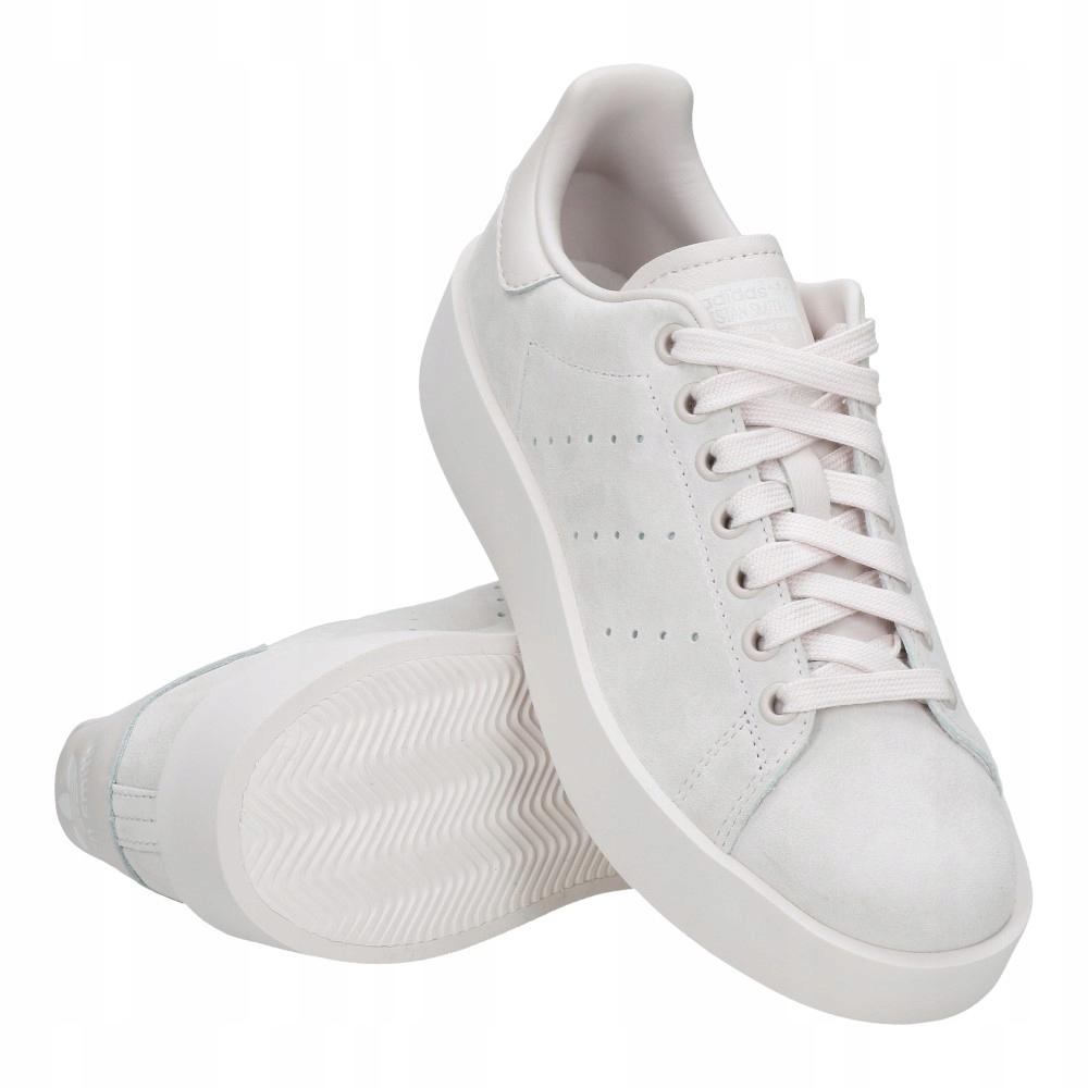 adidas Buty Damskie Stan Smith Bold DA8641 r.40 7275095757