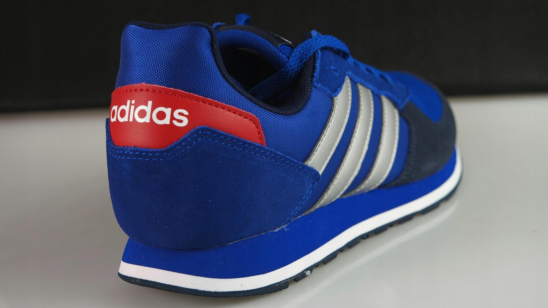 Buty Adidas 8K DB1729 Navy rozmiar 42