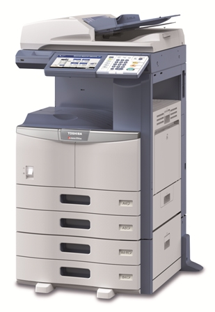 Toshiba e-studio 256SE x2 356SE 456SE - pakiet 4