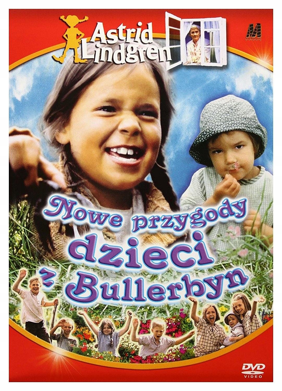 Znalezione obrazy dla zapytania (Nowe przygody Dzieci z Bullerbyn\