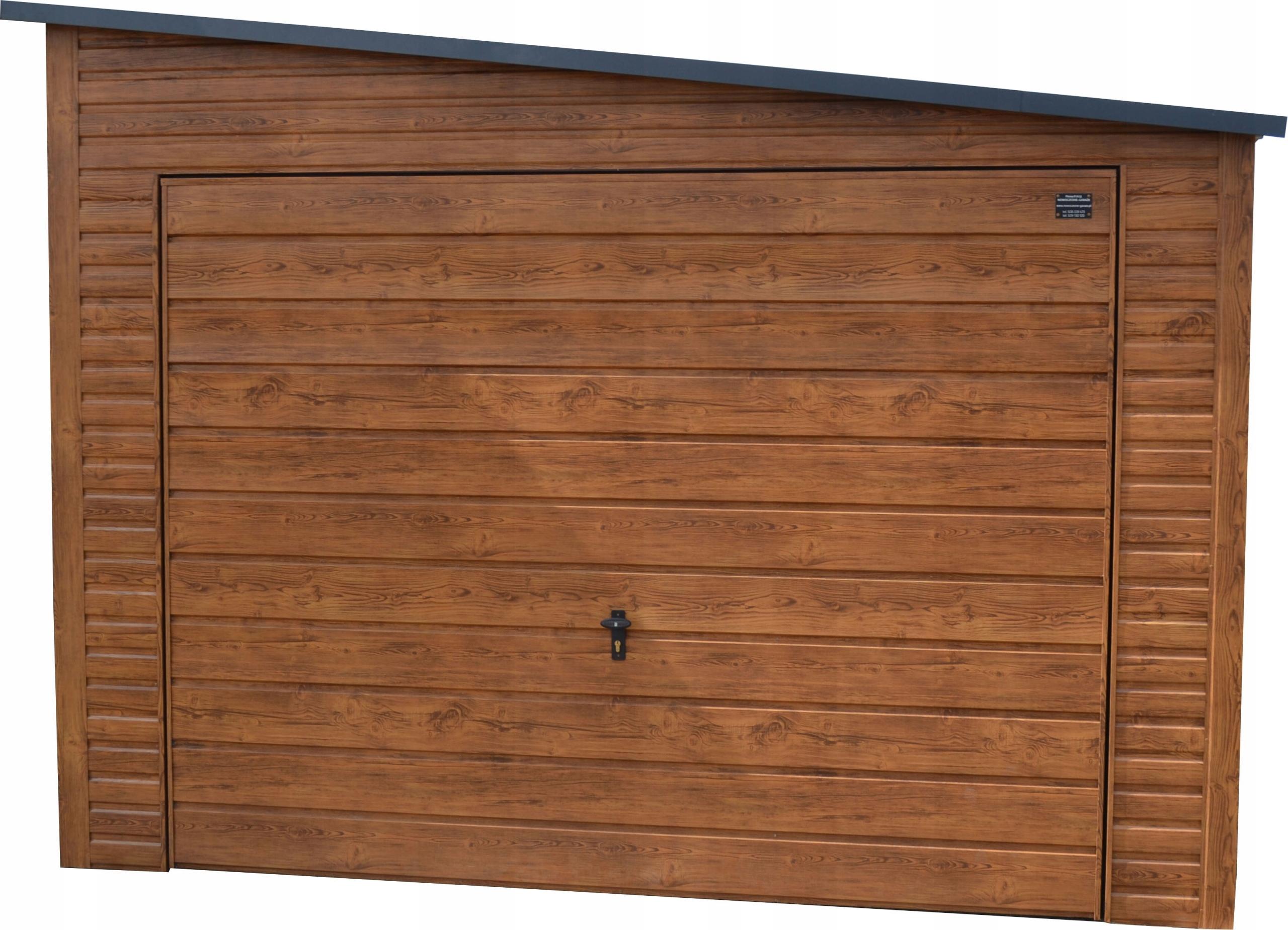Garaże Blaszane Garaż Blaszany Akryl 7527247131 Oficjalne
