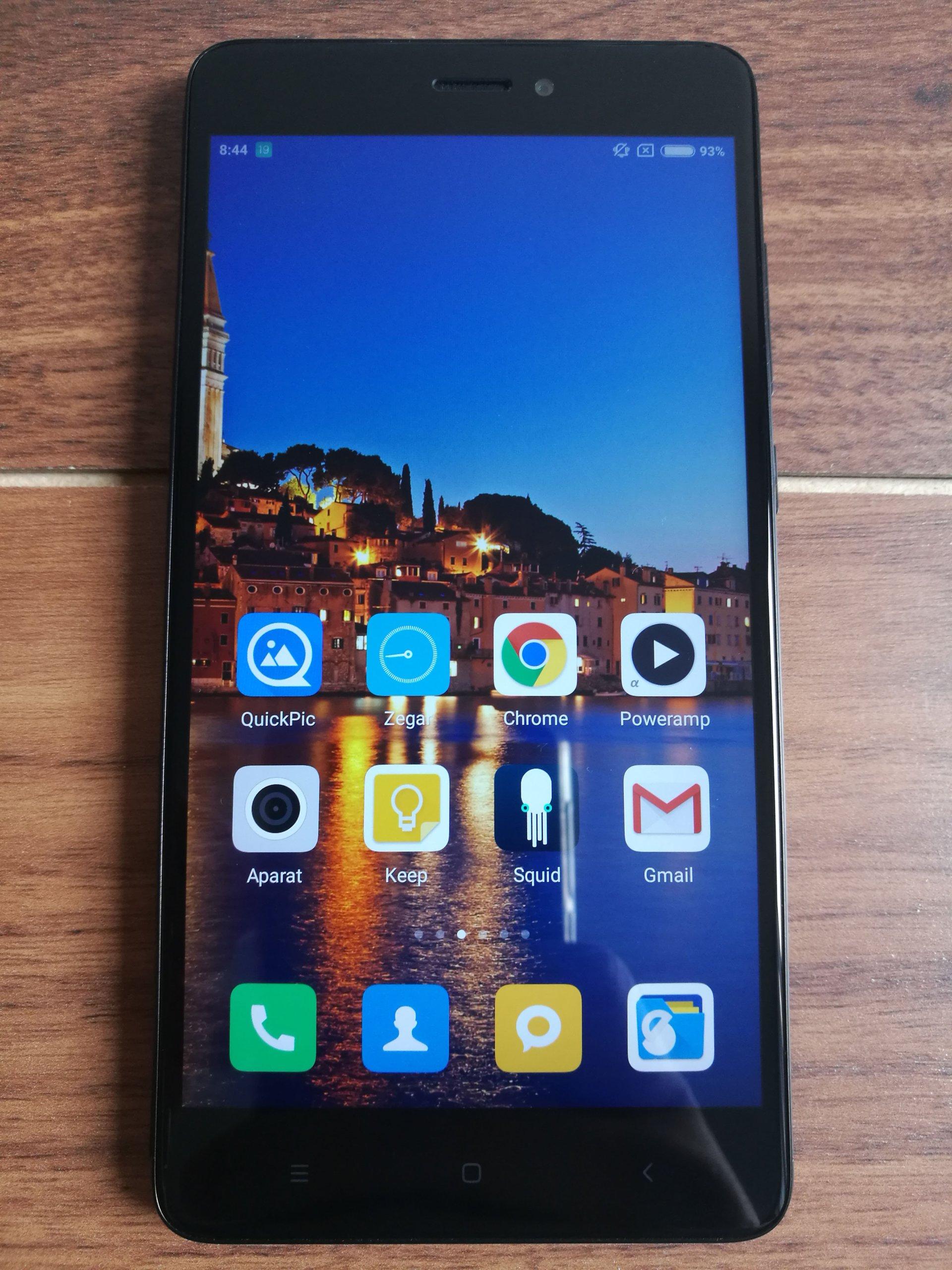 Xiaomi redmi note 4 snapdragon B20