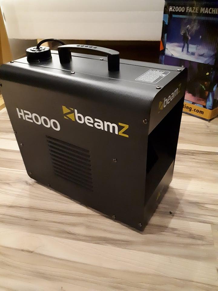 Wytwornica dymu Hazer BeamZ 2000